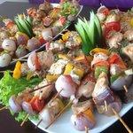 Chicken Kebab Catering