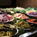 K-Bob's Famous Salad Wagon