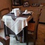Tavolo x colazione