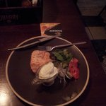 grilled salmon. Excellent! !