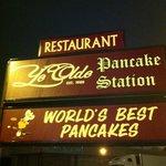 Bild från Ye Olde Pancake Station