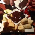 Yes! Chocolate!