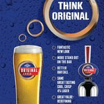 Newly Launched Original Lager