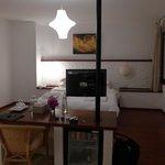 Standard-Zimmer mit Meersicht