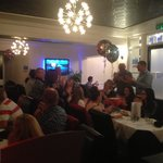 Party time at the spice inn