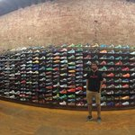 Panoramica scarpe!