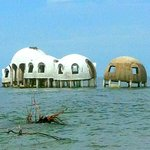 Dome House, Cape Romano Aug. 2014