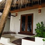 Beach bungalow (after the renovation the window will be larger)