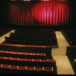 The main auditorium at PacRep's Golden Bough Playhouse in Carmel