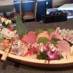 Koto love boat for two