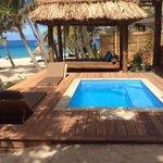 Paradise Suite Plunge Pool