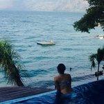 Piscina privada habitación Bali