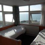 Room 316 - the upstairs bit