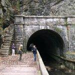 The southern portal