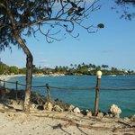 Vistas al mar desde Karamba