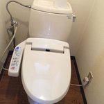 All shared bathrooms are provided with bidet functions