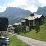 site des Dolomites