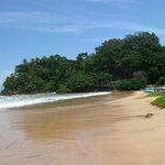 Magical beach