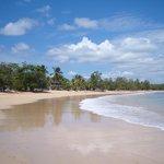 La spiaggia dell'Amarina