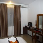 Well furnished room with good wifi and cold aircon