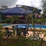 Poolsite at Sabai sabai resort