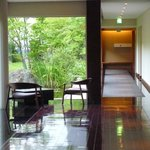 path to japanese restaurant