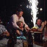 Best birthday party ...
