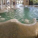 Thalassotherapy pools