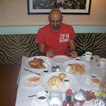 Breakfast in Sarabeth's