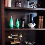 decorative and vintage items
