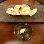 eel dinner