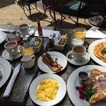 super leckeres Frühstück! :)