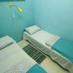 Комната для 2-х с раздельными кроватями
