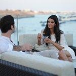 Sails lounge morning shot