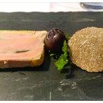 Fois gras mit cuit