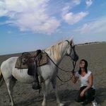 en amoure de cheval..