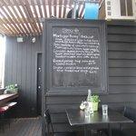 Special menu board