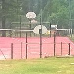campo da basket e pallavolo