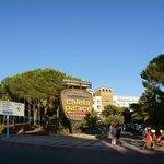 H TOP Caleta Palace - вход-въезд