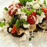 Parmigiana Scomposta Salad