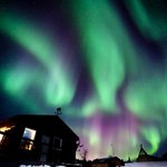 Northern Lights(3) Yellowknife, Canada