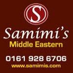 Samimi's Middle Eastern Restaurant Manchester