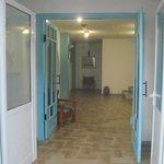 La hall di ingresso