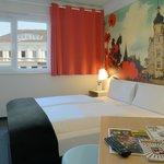 B&B Hotel Oldenburg - Zweibettzimmer