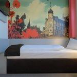B&B Hotel Oldenburg - Barrierefreies Zimmer