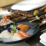 Cabana Nikkei Sushi and Yakitori Night