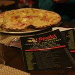 la pizza  di  spabi express