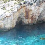Blå Grottorna