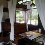 Sala colazione / breakfast room