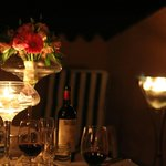 Cena in terrazzo